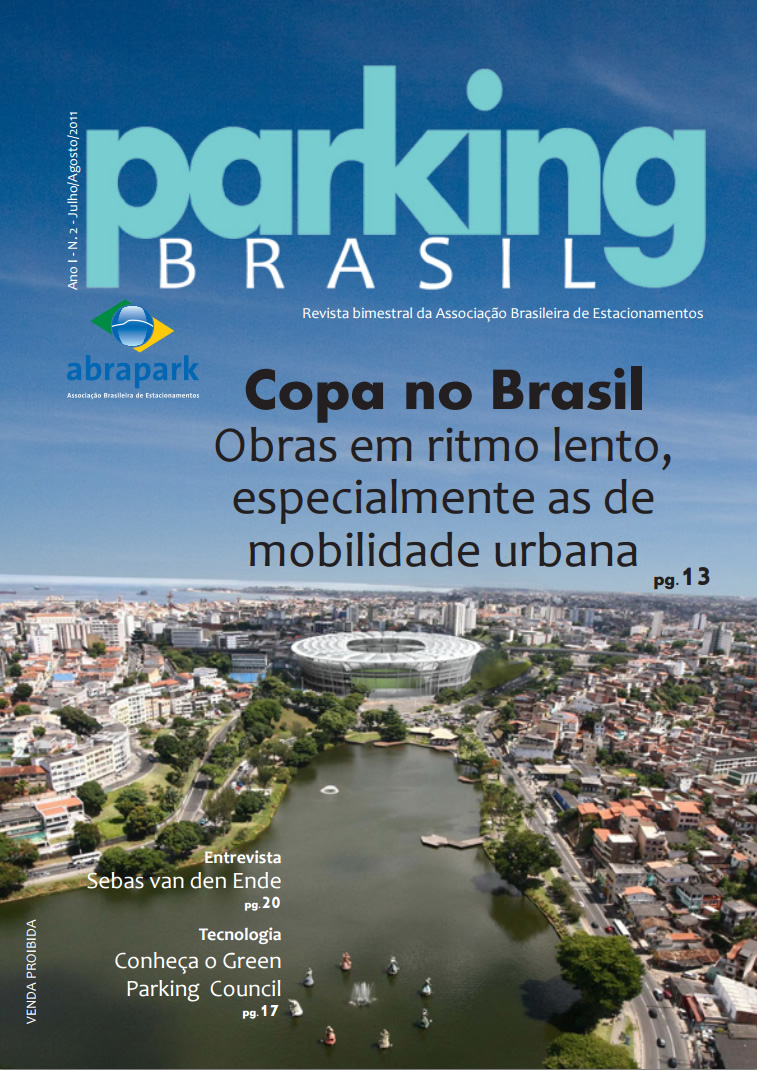 Edição 2 - Julho/Agosto 2011