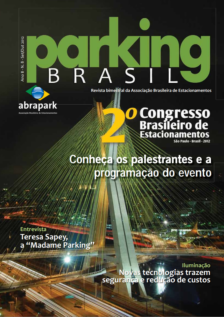 Edição 8 - Setembro/Outubro 2012