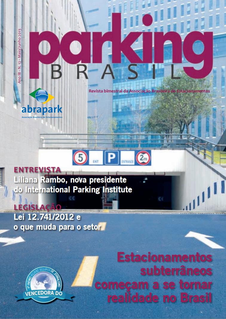 Edição 12 - Maio/Junho 2013