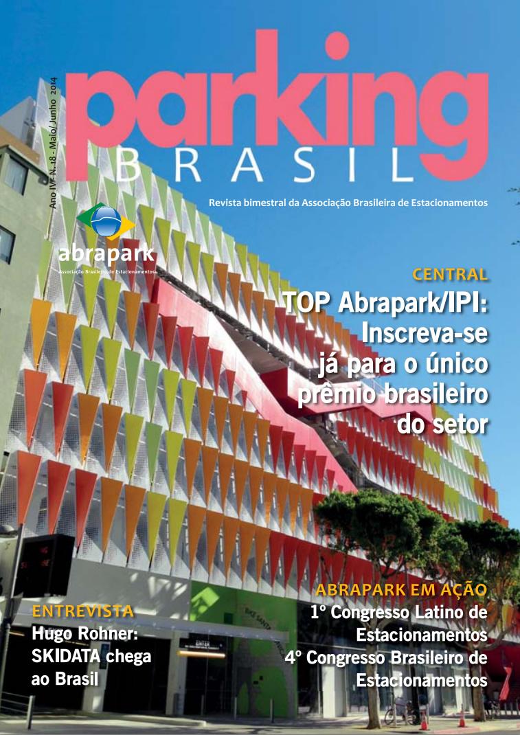 Edição 18 - Maio/ Junho 2014