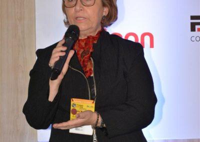 Fadvar Ghobar, sócia-diretora da Ghobar Planejamento de Garagens
