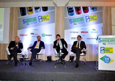Painel Responsabilidade Civil:  Alexandre Appel, Sergio Morad, André Piccoli e Paulo Bosisio
