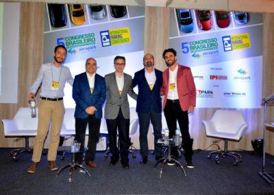 Frederic Ollier, Helder de Azevedo, Carlos Meinert, Sergio Morad e Diego Silva