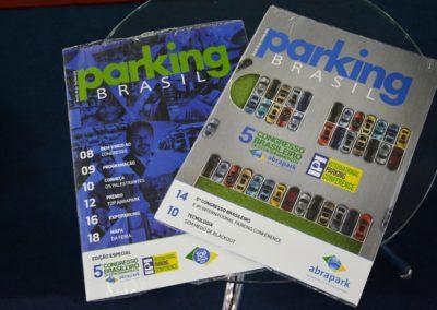 Edições 31 e 32 da Revista Parking Brasil