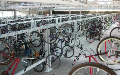 Maior estacionamento de bicicletas da América Latina fica em Mauá (SP)