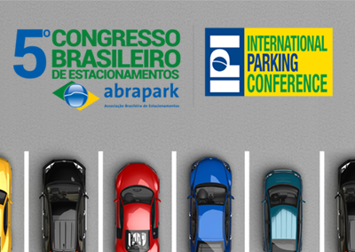 04 a 06/10/2016 – 5º Congresso Brasileiro de Estacionamentos e IPI Internacional Parking Conference