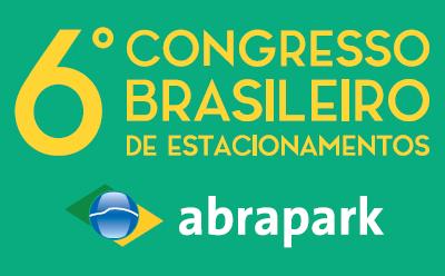 24 e 25/10/2017 – 6º Congresso Brasileiro de Estacionamentos e 3º Prêmio TOP Abrapark