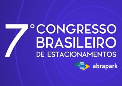 07/11/2018 – 7º Congresso Brasileiro de Estacionamentos