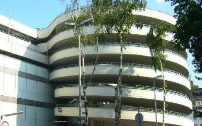 Edifícios-garagem com 100 vagas vão ganhar isenção de IPTU em Teresina