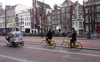 As razões que fazem de Amsterdam a capital mundial das bikes