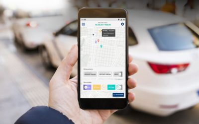 Startup cria plataforma que digitaliza estacionamento rotativo