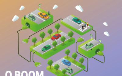 Nova Parking Brasil traz o boom dos carros elétricos