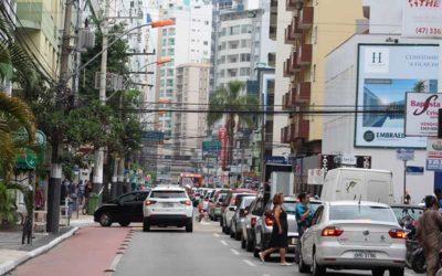 Onde estão as vagas públicas de Balneário Camboriú?