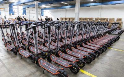 Drop inaugura primeira fábrica de patinetes elétricos do Brasil