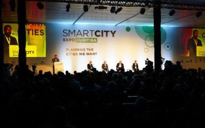 Smart City Expo Curitiba 2020 ocorre nos dias 26 e 27