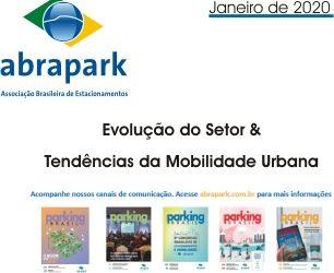 Evolução do Setor & Tendências da Mobilidade Urbana